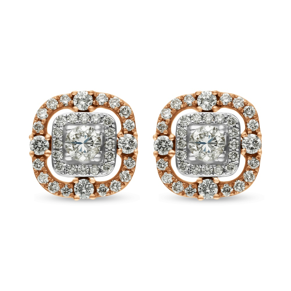 Diamond Earrings SE1D0779