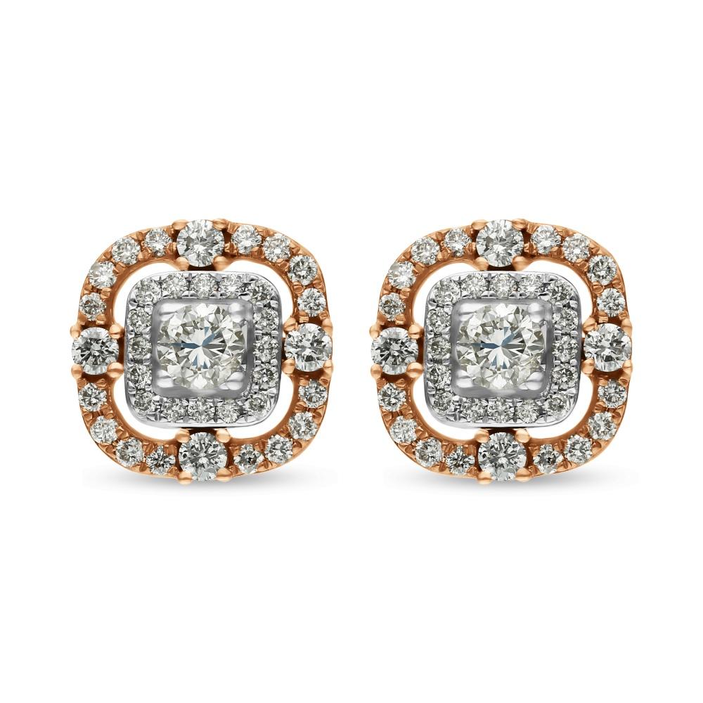Diamond Earrings SE1D0779