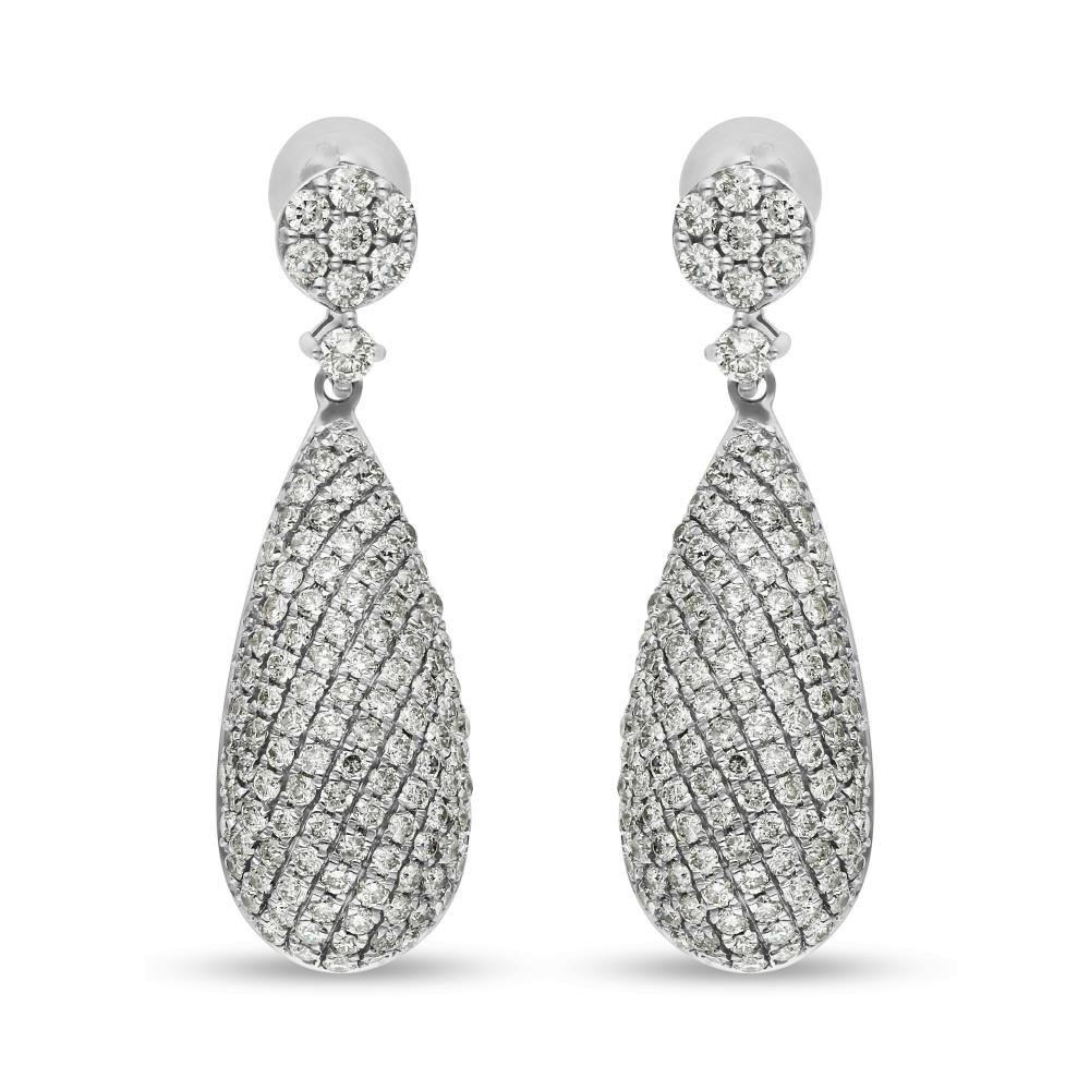 Diamond Earrings SE1D0780