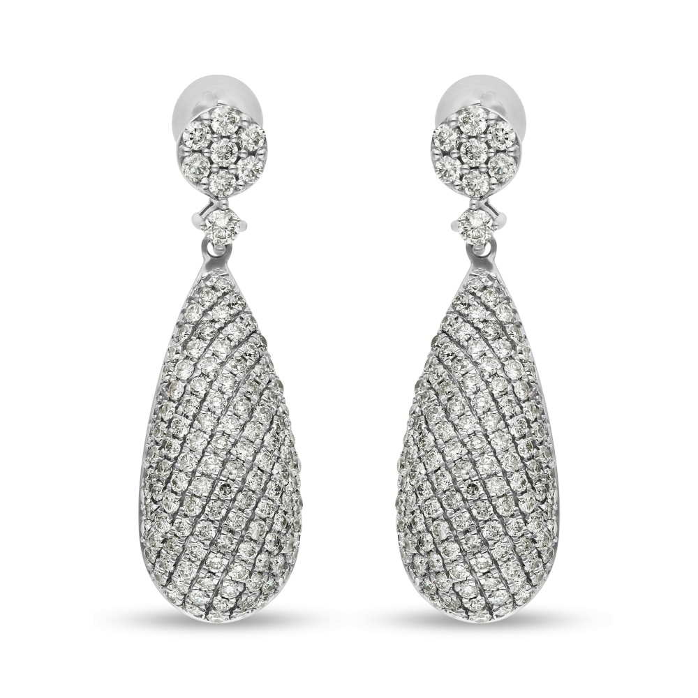 Diamond Earrings SE1D0780