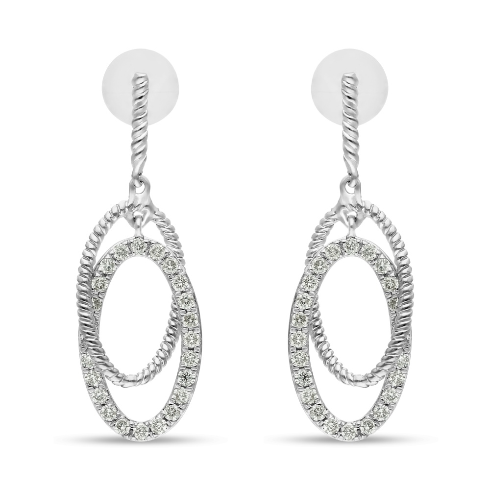 Diamond Earrings SE1D0784