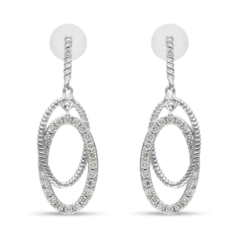 Diamond Earrings SE1D0784