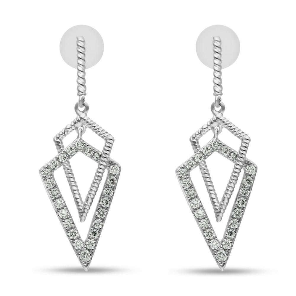 Diamond Earrings SE1D0785