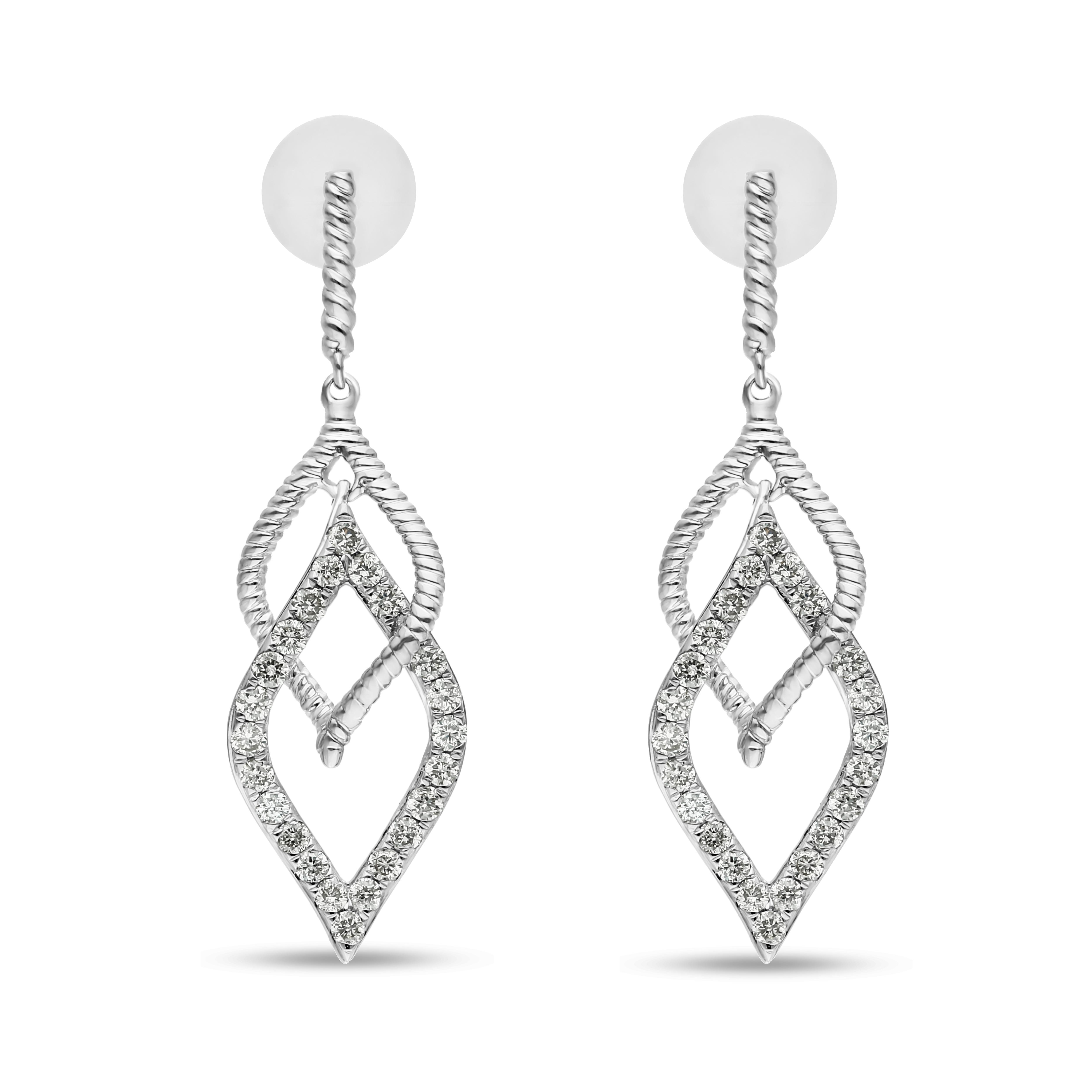 Diamond Earrings SE1D0786