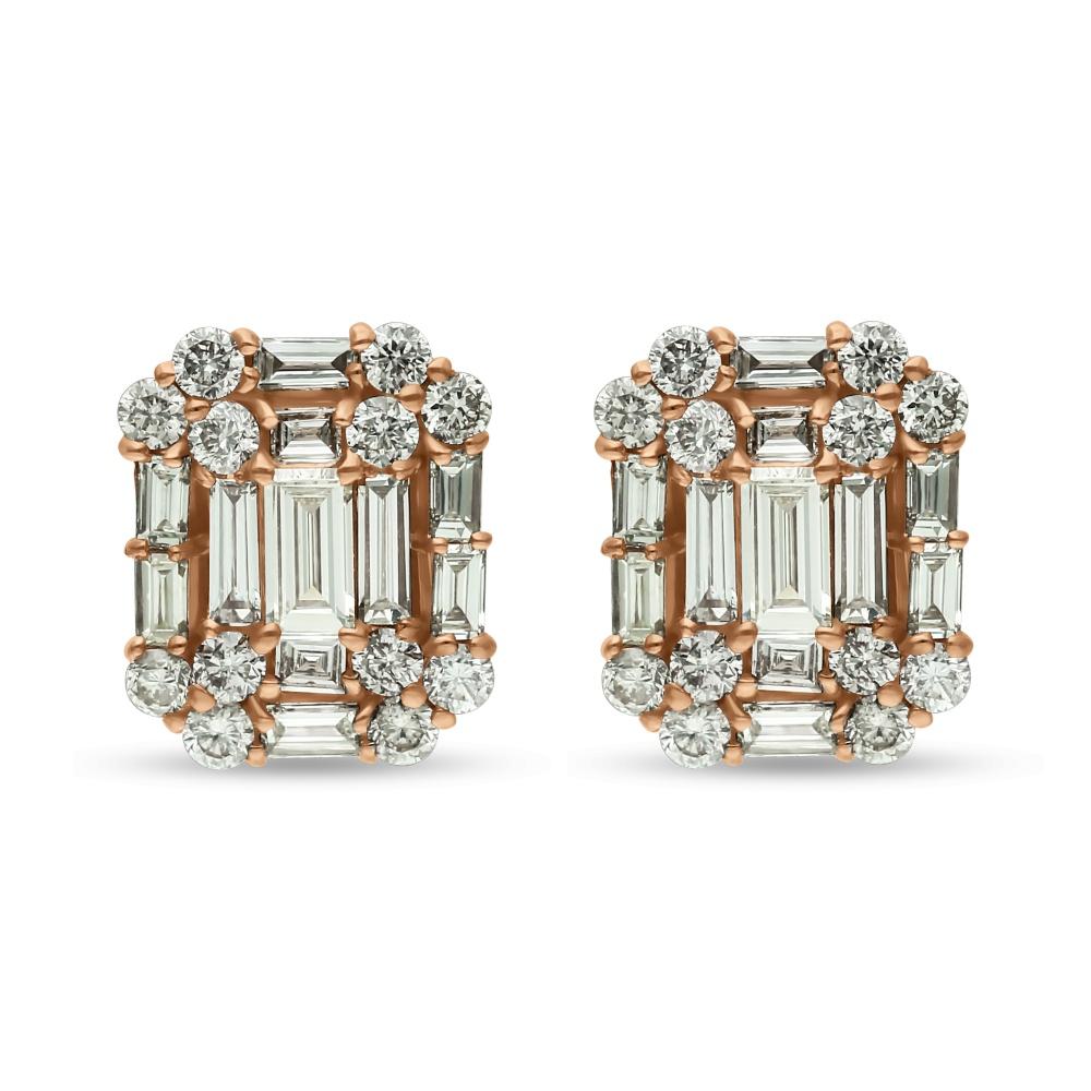 Diamond Earrings WP-1953PE