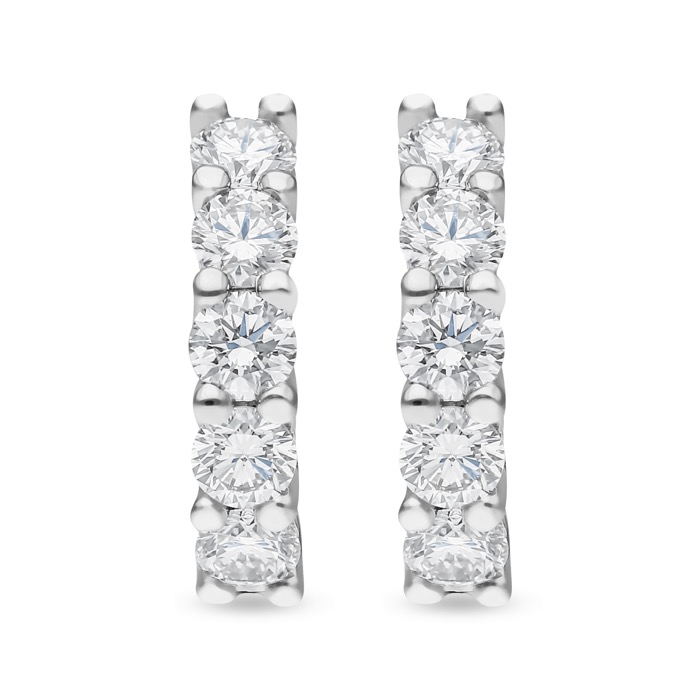 DIAMOND LADIES EARINGS DEF0047