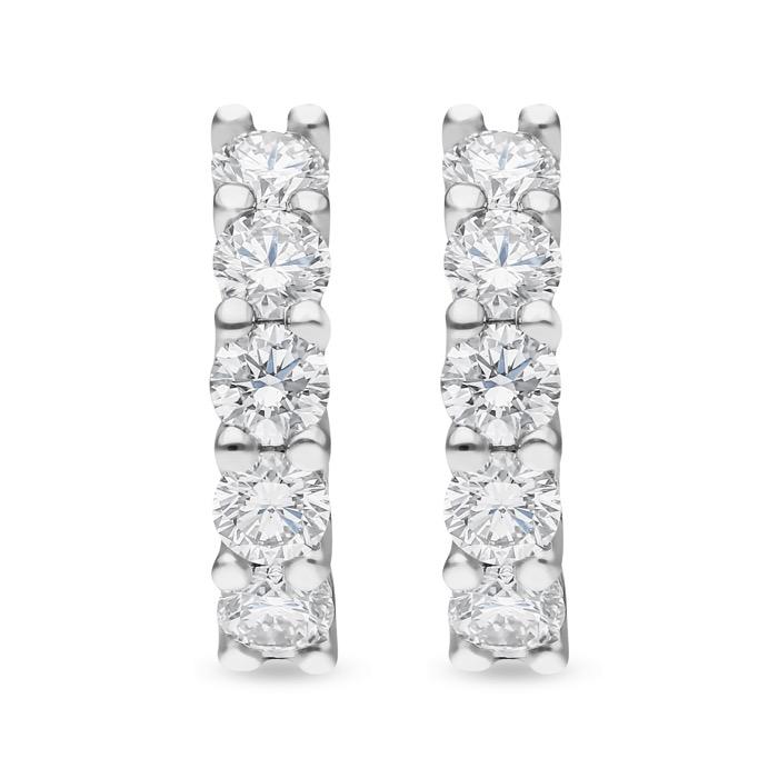 DIAMOND LADIES EARINGS DEF0047
