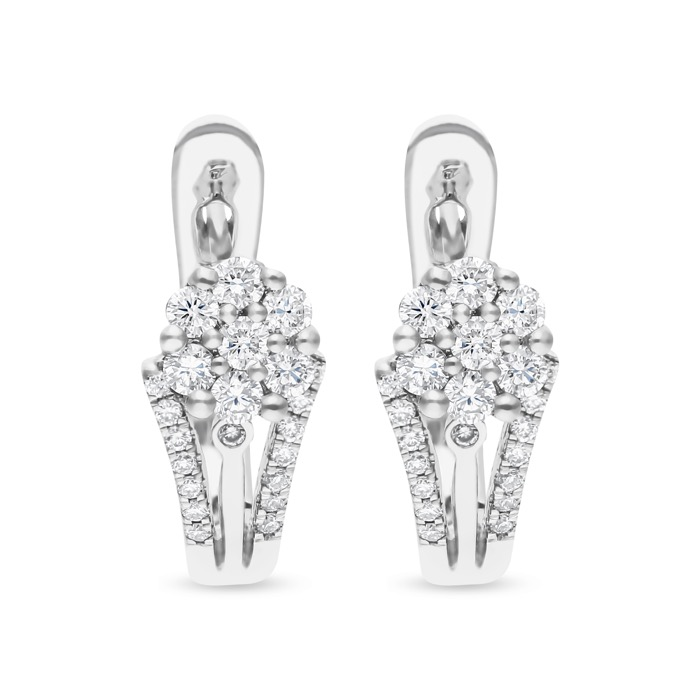 DIAMOND LADIES EARRING DAF0126