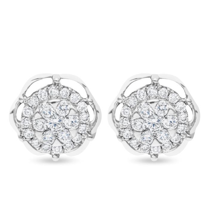 DIAMOND LADIES EARRING DAF0345