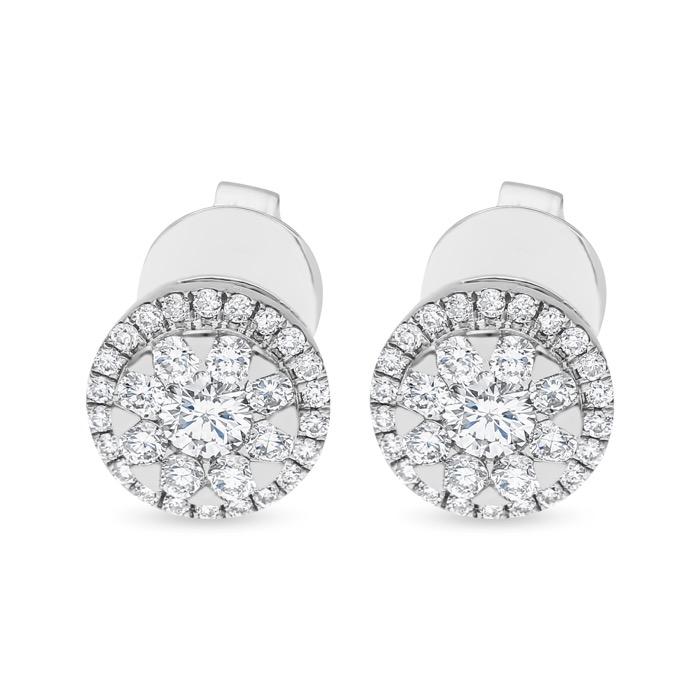 DIAMOND LADIES EARRING DAF0391