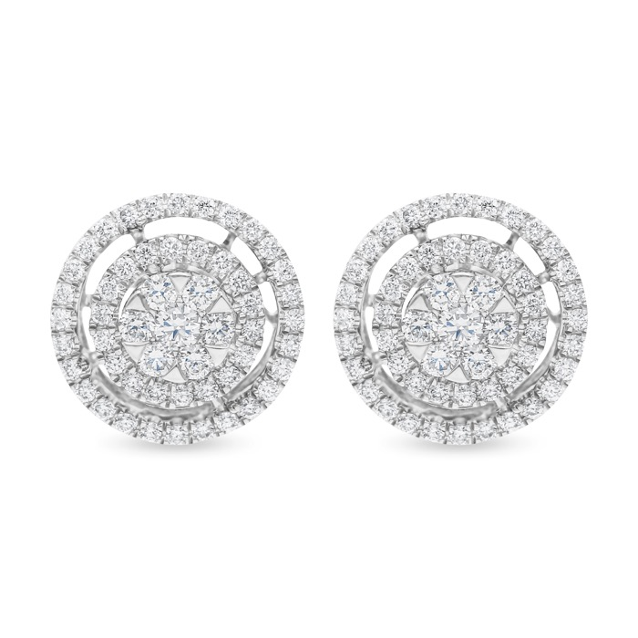 DIAMOND LADIES EARRING DAF0610