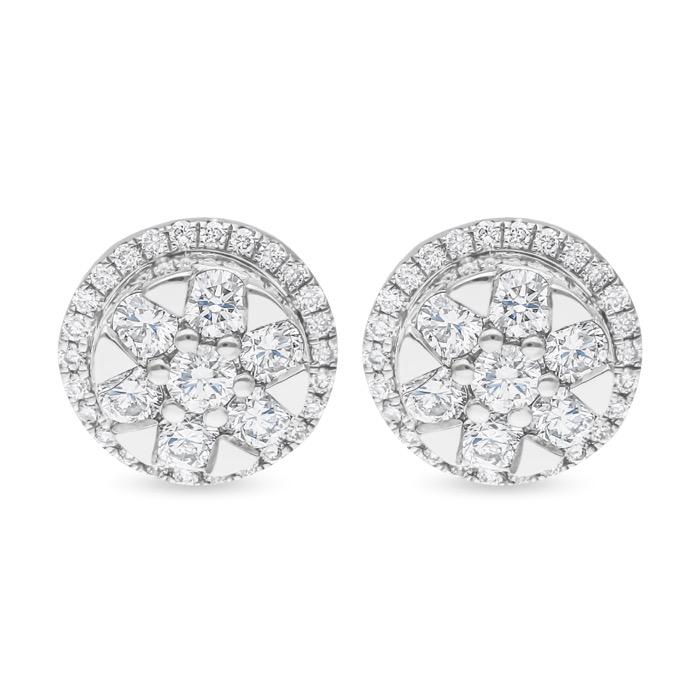 DIAMOND LADIES EARRING DAF0617