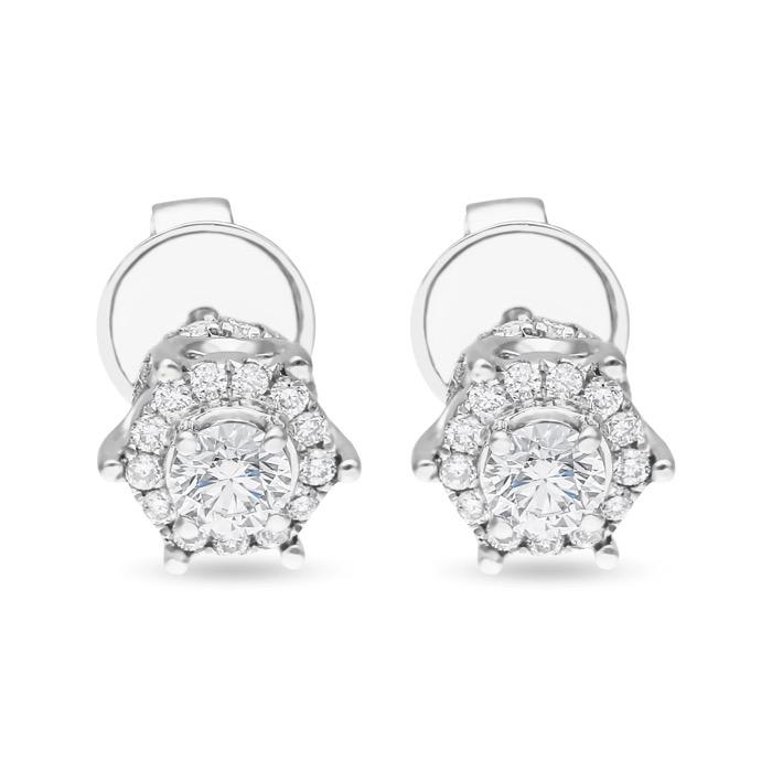 DIAMOND LADIES EARRING DAF0864
