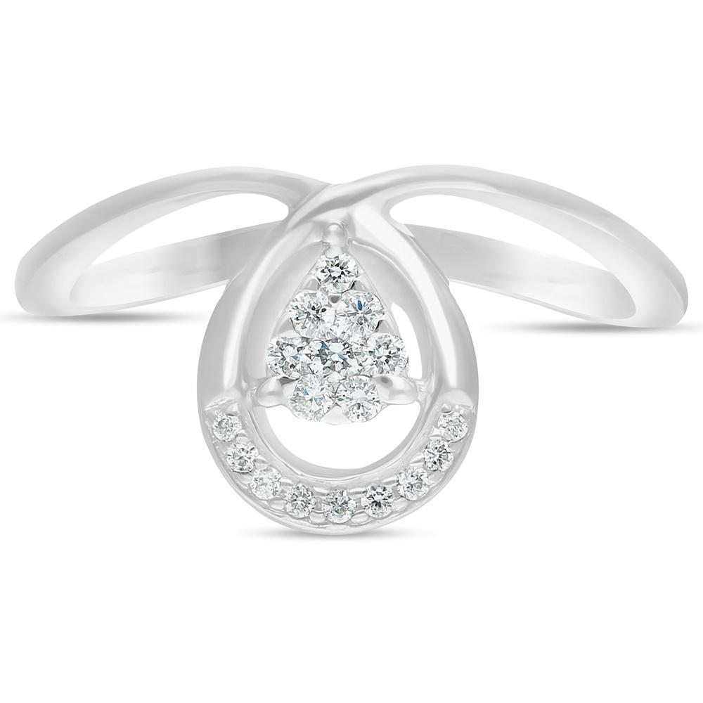 DIAMOND LADIES RING  DCWF0784