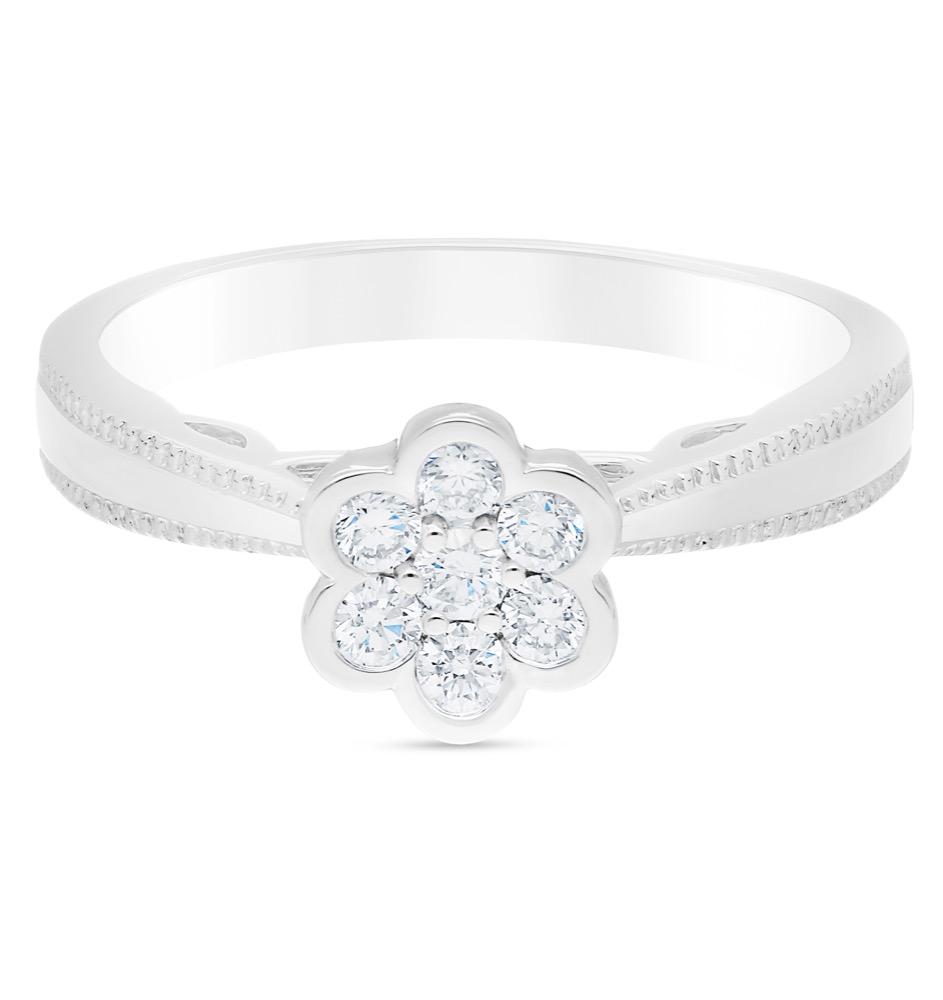 DIAMOND LADIES RING  DCWF1047