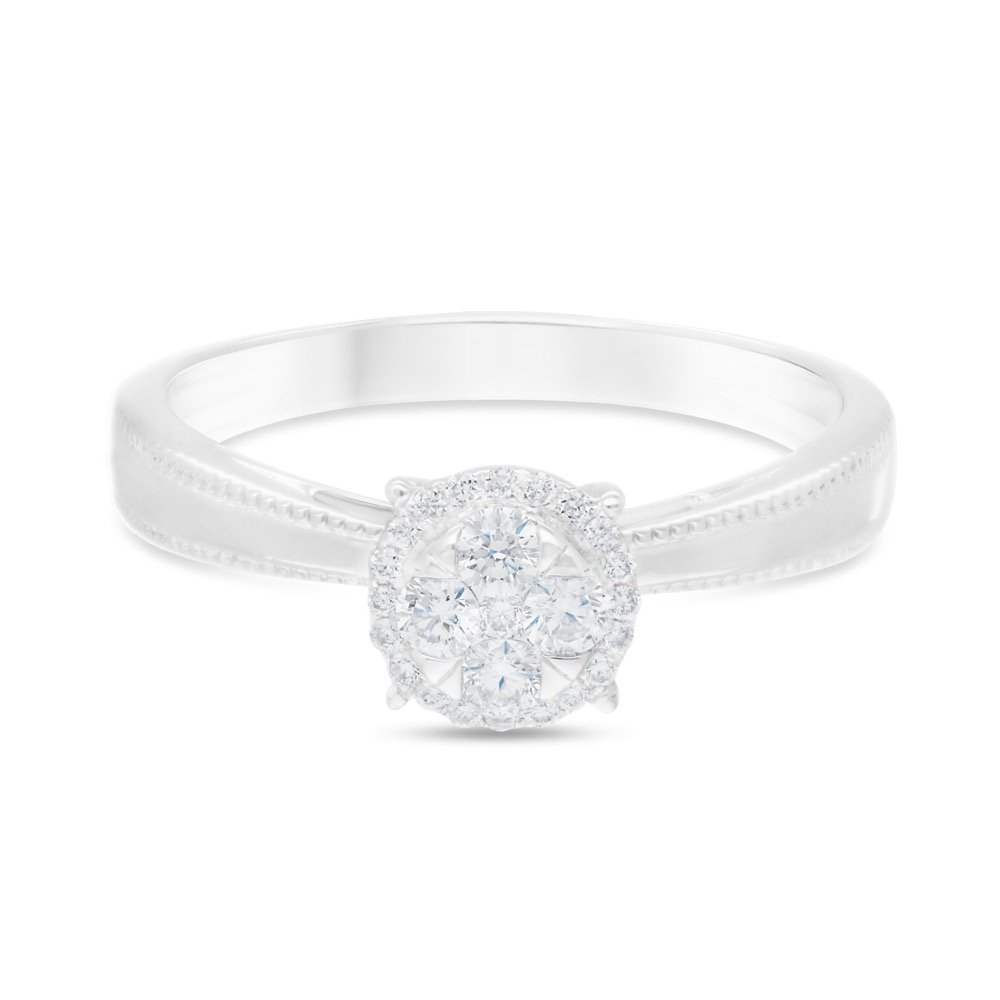 DIAMOND LADIES RING  DCWF1070