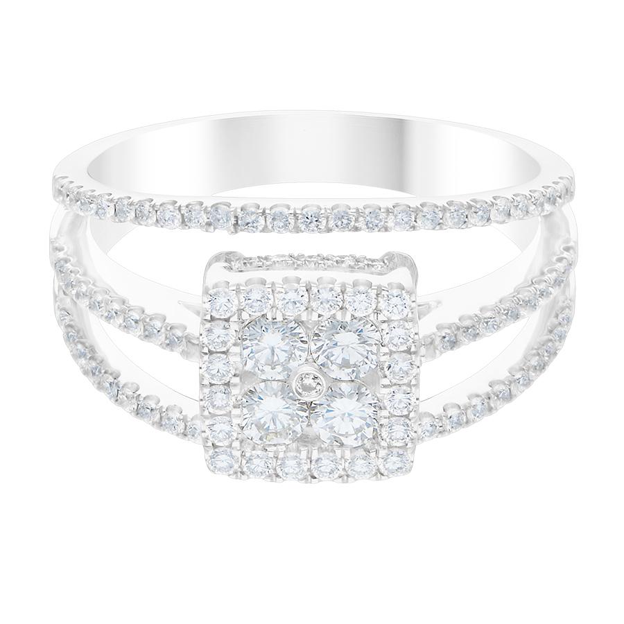 DIAMOND LADIES RING  DCWF1207