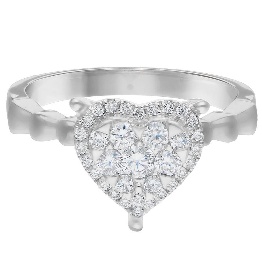 DIAMOND LADIES RING  DCWF1269