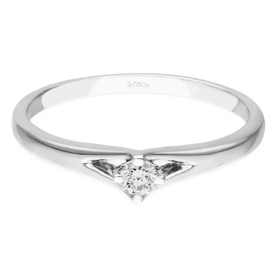 DIAMOND LADIES RING DCWS0190