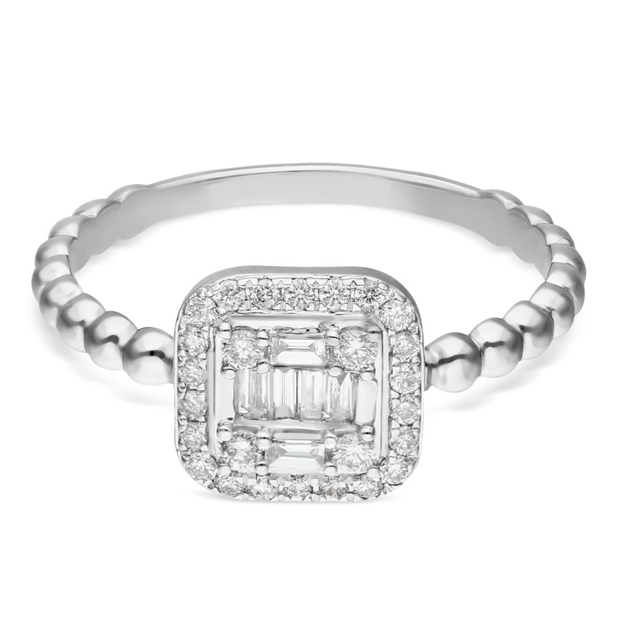 DIAMOND LADIES RING  SR1D-1207