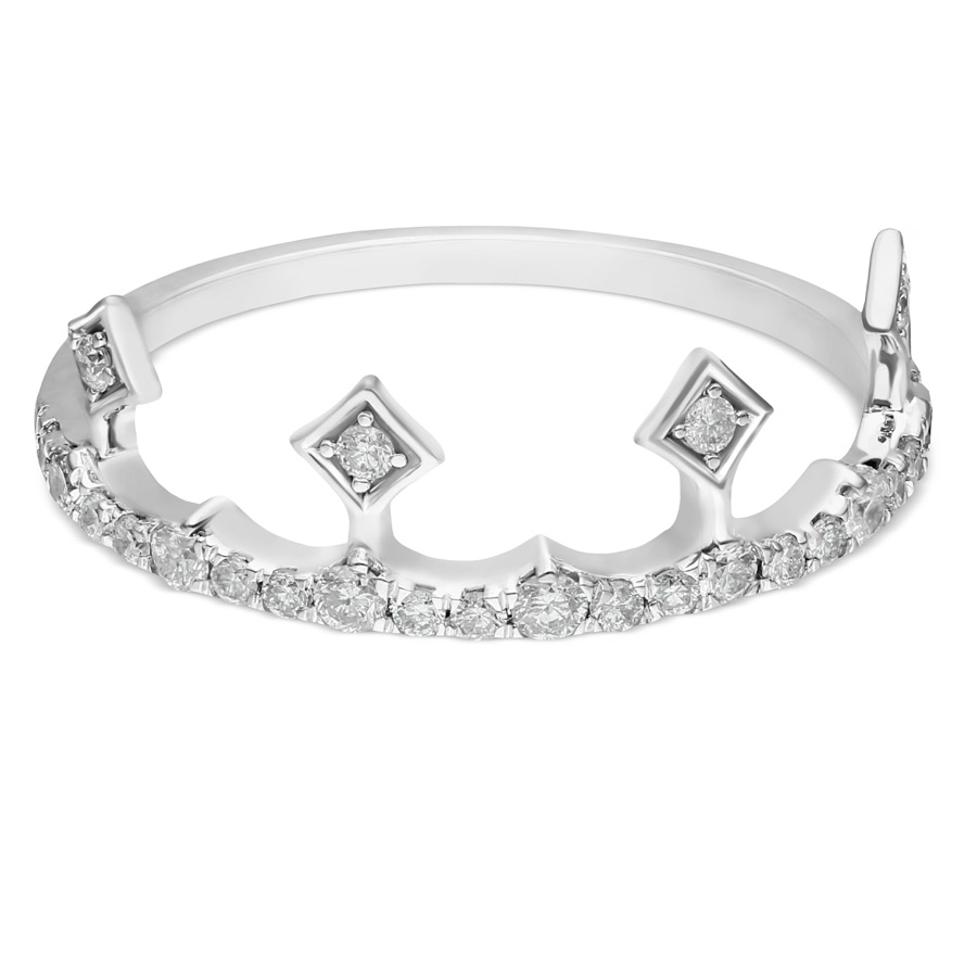 DIAMOND LADIES RING  SR1D-1231