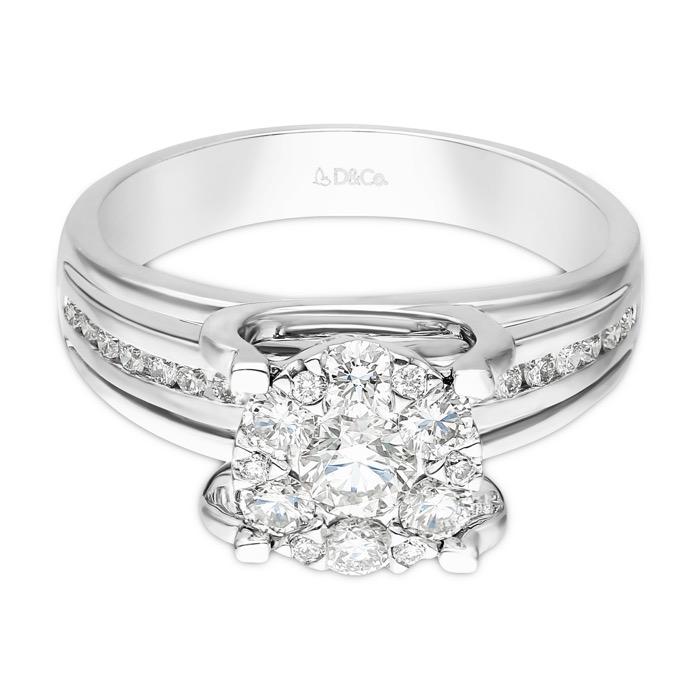 Diamond Ladies Ring DCWF0433