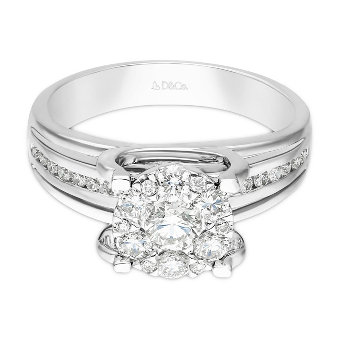 Diamond Ladies Ring DCWF0433