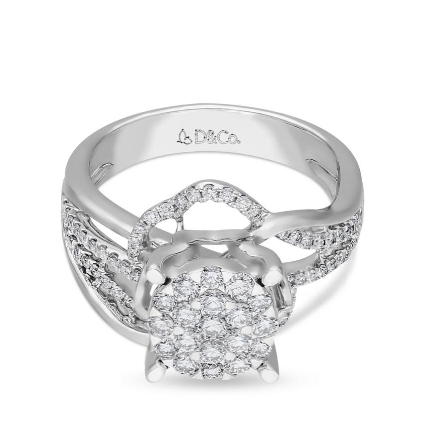 Diamond Ladies Ring DCWF0620