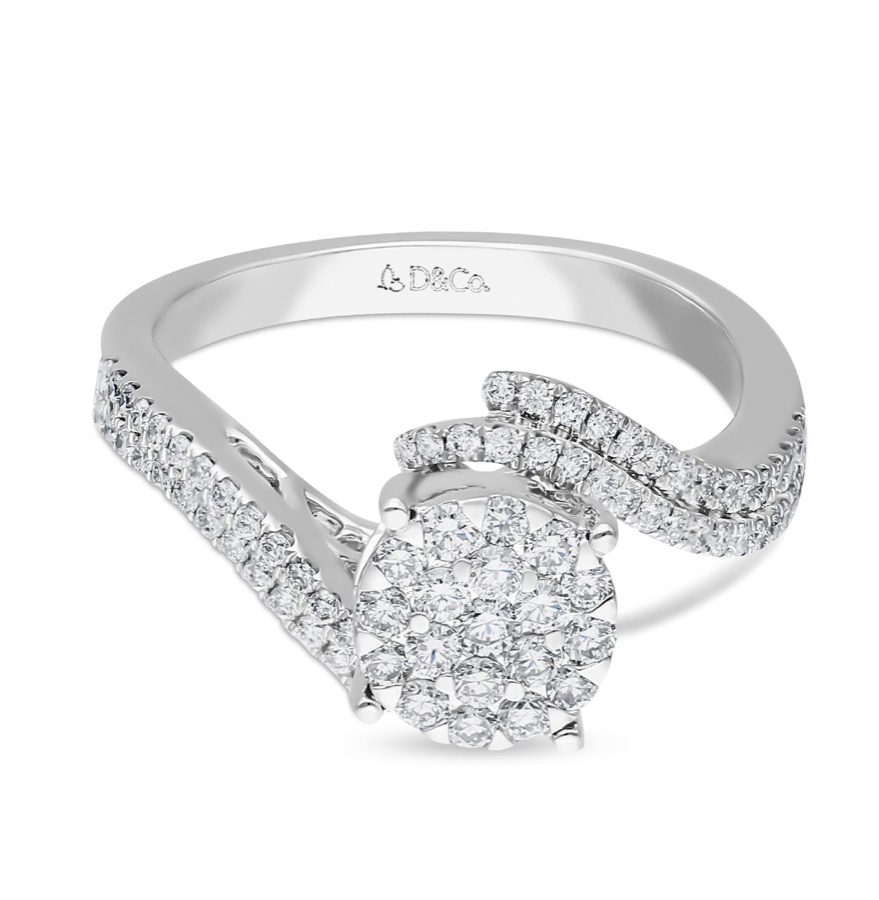 Diamond Ladies Ring DCWF0626