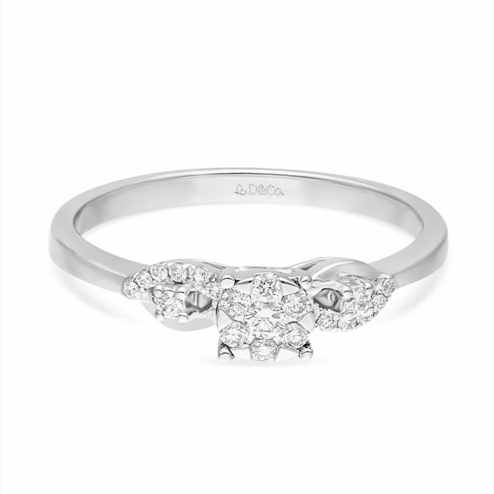 Diamond Ladies Ring DCWF0794