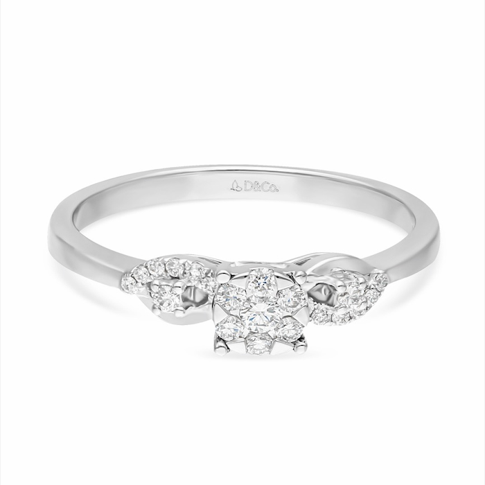Diamond Ladies Ring DCWF0794
