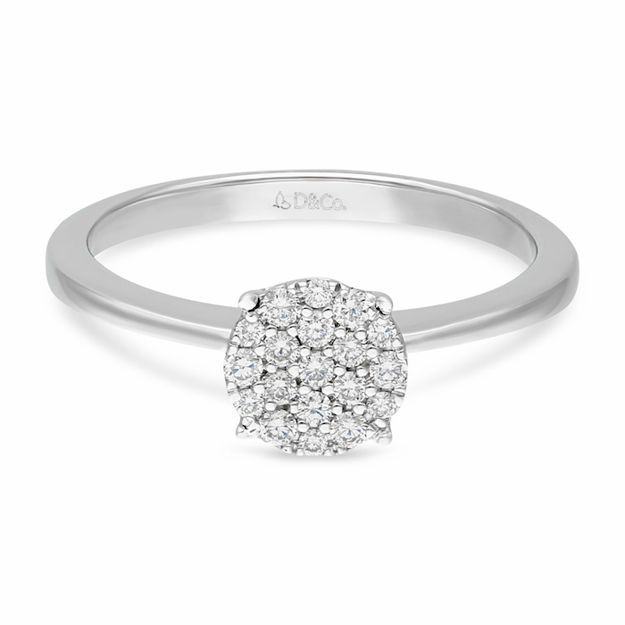 Diamond Ladies Ring DCWF0939