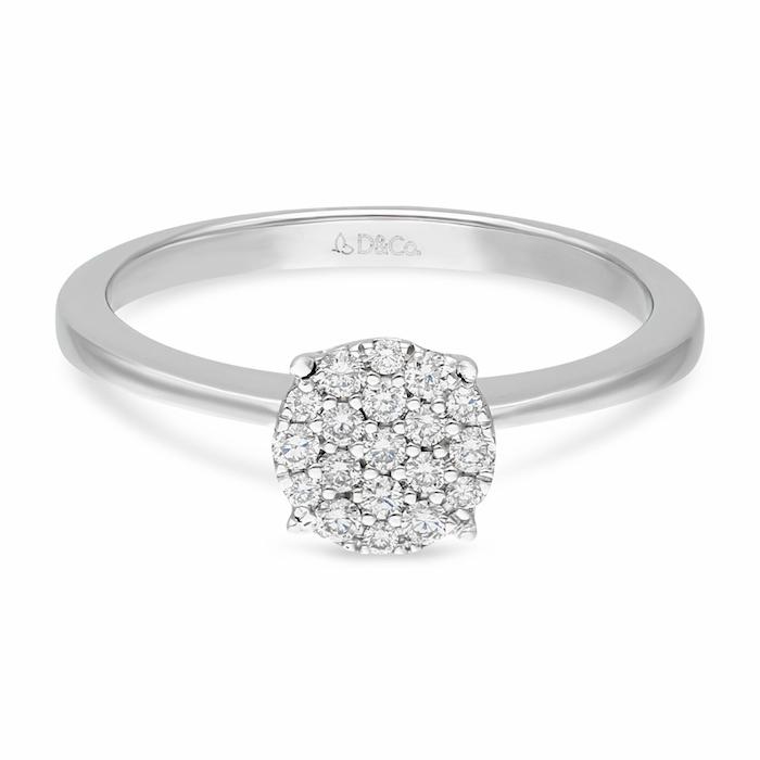 Diamond Ladies Ring DCWF0939