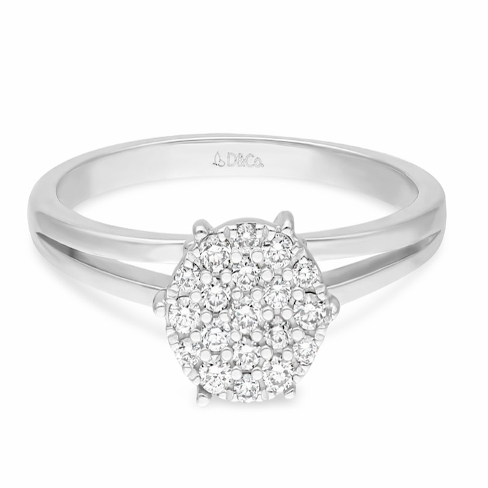Diamond Ladies Ring DCWF0941