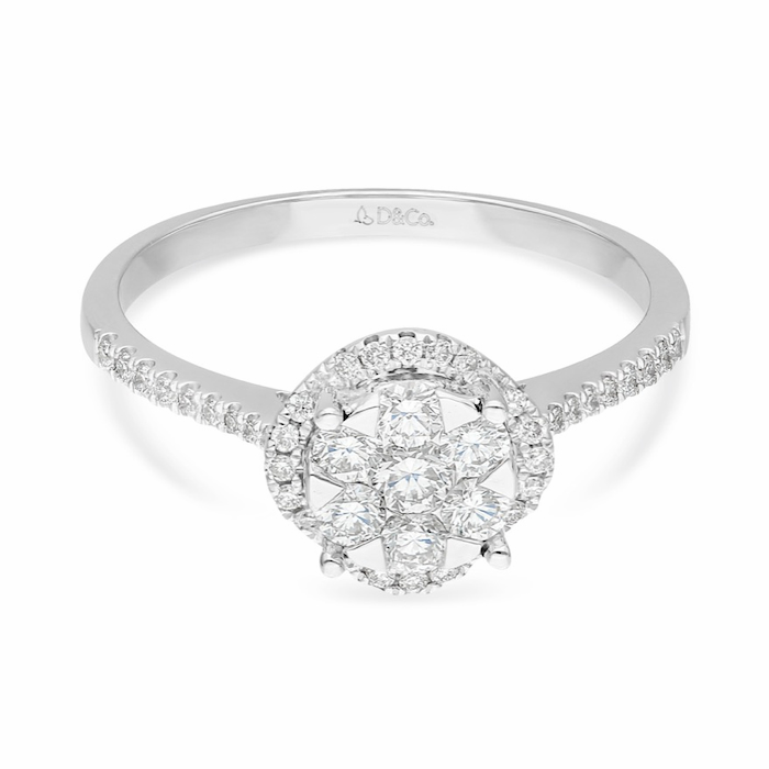 Diamond Ladies Ring DCWF0999