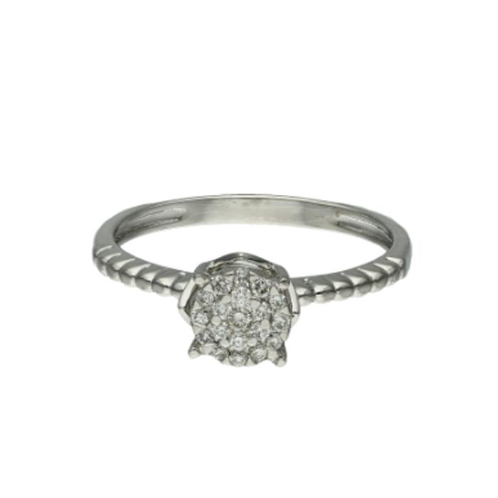Diamond Ladies Ring DCWF1053
