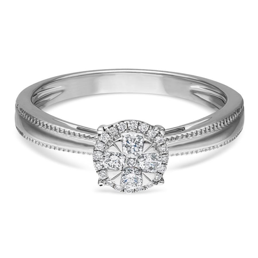 Diamond Ladies Ring DCWF1070