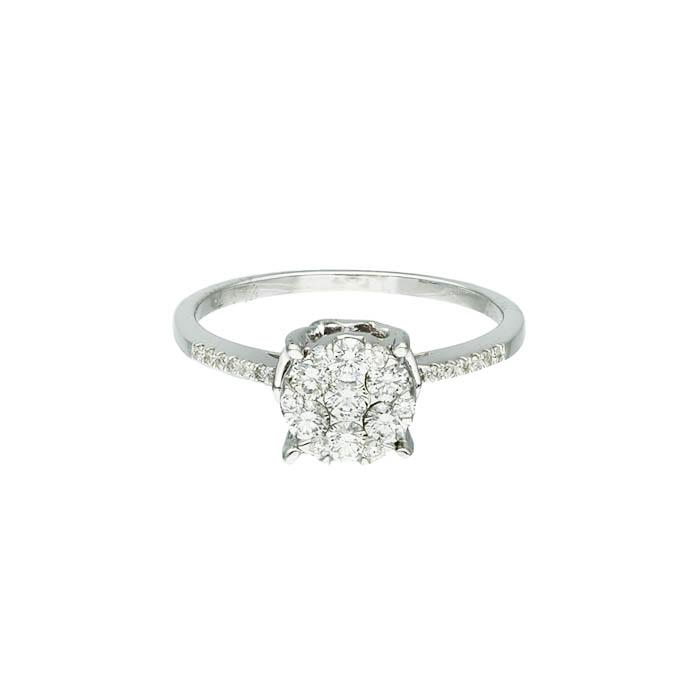 Diamond Ladies Ring DCWF1077