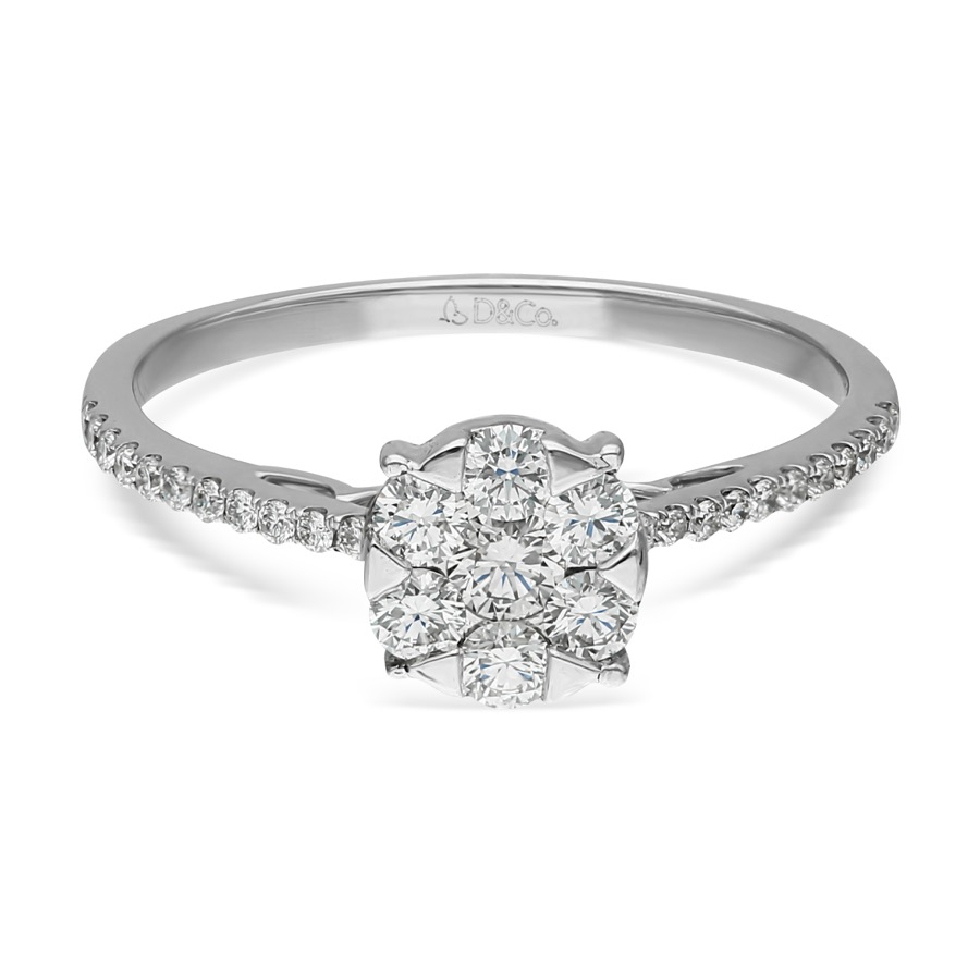 Diamond Ladies Ring DCWF1093