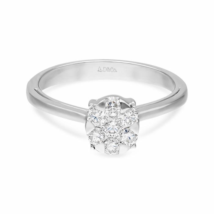 Diamond Ladies Ring DCWF1096