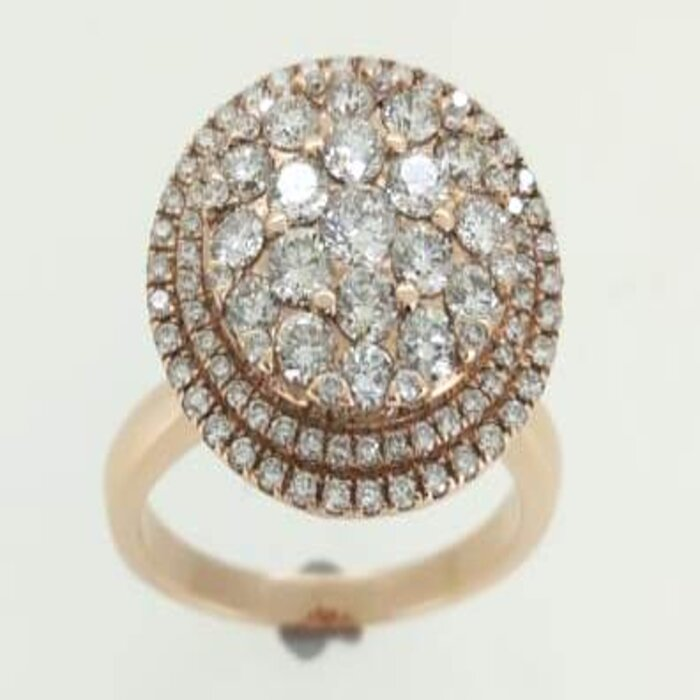 Diamond Ladies Ring DCWF1217