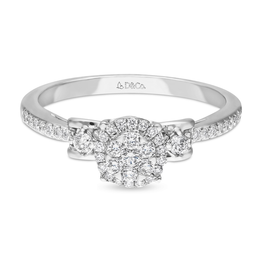 DIAMOND LADIES RING DCWF1255