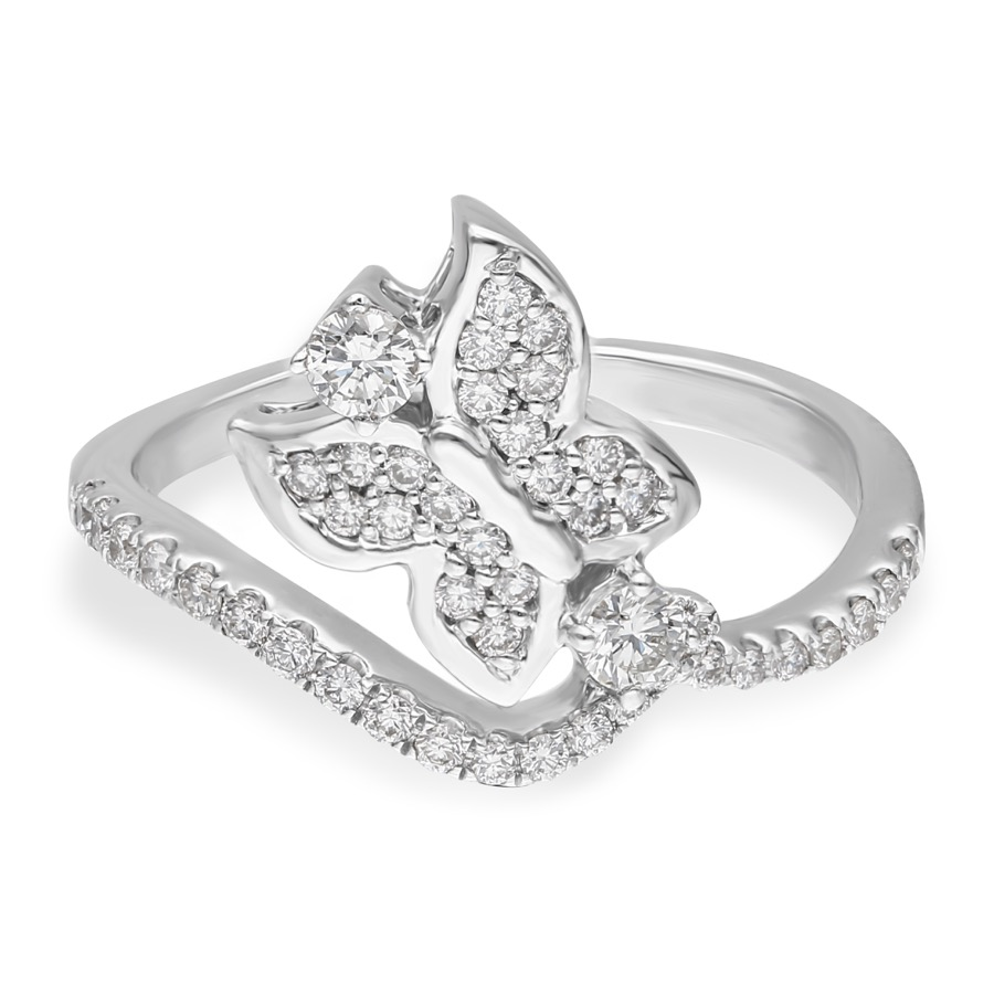 DIAMOND LADIES RING DCWF1263