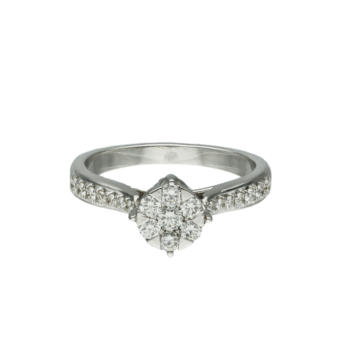 Diamond Ladies Ring DCWF1264