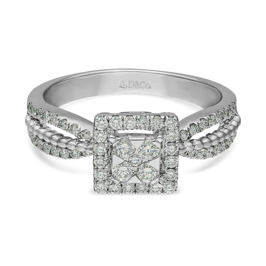 Diamond Ladies Ring DCWF1265