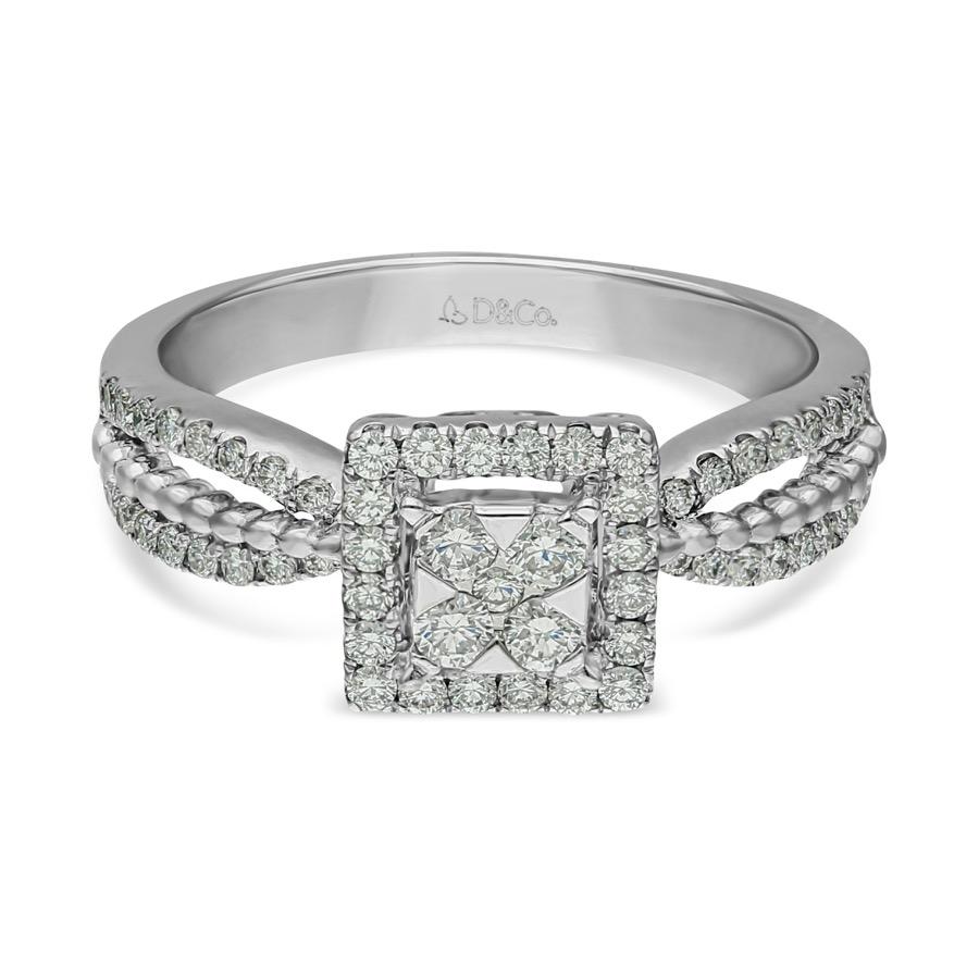 Diamond Ladies Ring DCWF1265