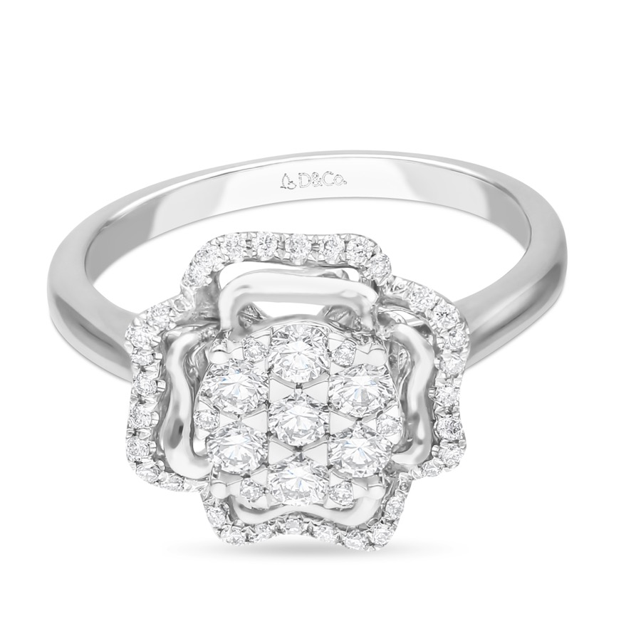 DIAMOND LADIES RING DCWF1294