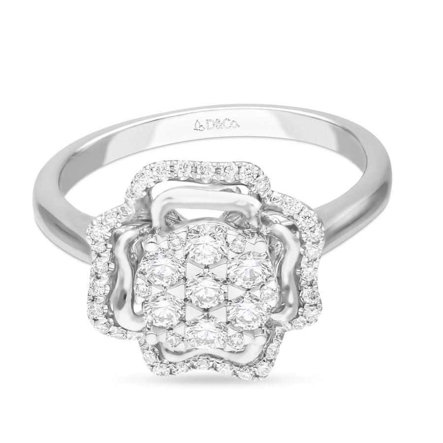DIAMOND LADIES RING DCWF1294