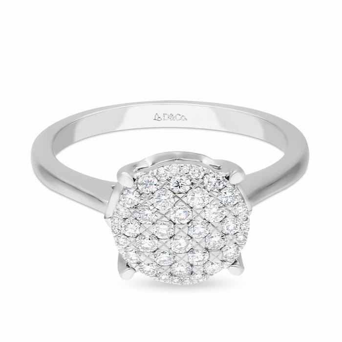 Diamond Ladies Ring DCWF1411