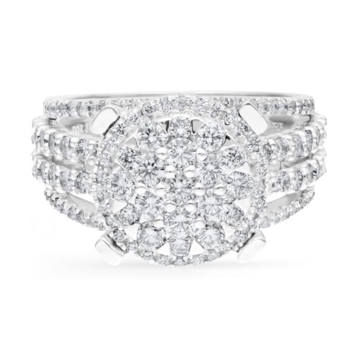 Diamond Ladies Ring DCWF1431